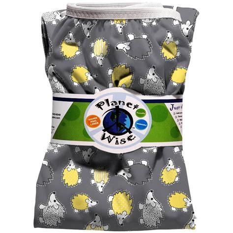 planet wise diaper pail liner pvc  cloth trash