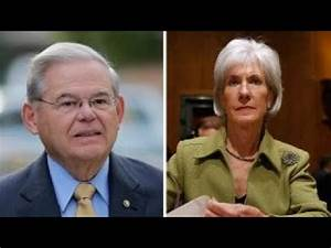 Former HHS secretary testifies about Menendez meeting ...