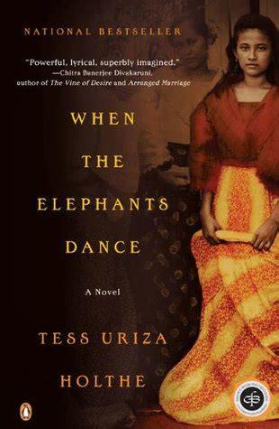 elephants dance  tess uriza holthe