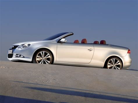 2006 Volkswagen Vw Eos Side Angle 1280x960 Wallpaper