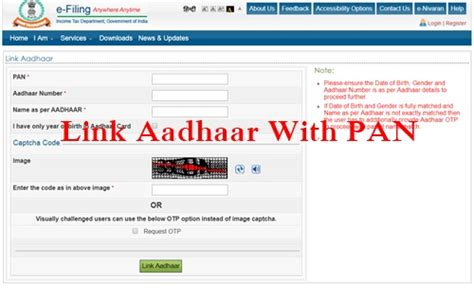 Learn how to apply for a new pan card How To Link Aadhar Card with Pan Card Online By Mobile SMS & Website