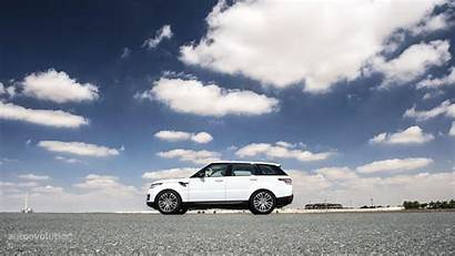 Rover Range Sport Wallpapers Supercharged Desert 4k