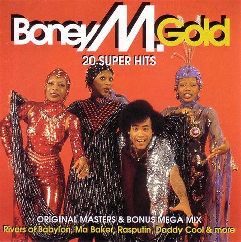Boney M Gold Boney M Boneym Gh1