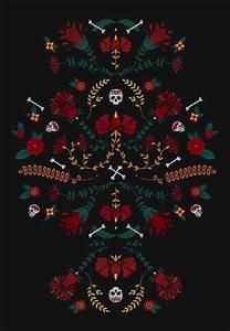 Girly Sugar Skull Design Sugar Skull Wallpaper For Iphone 62 Images