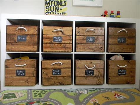 Spielzeug Aufbewahrung Wohnzimmer by 10 Tipps Tricks F 252 R Ein Aufger 228 Umtes Kinderzimmer Home