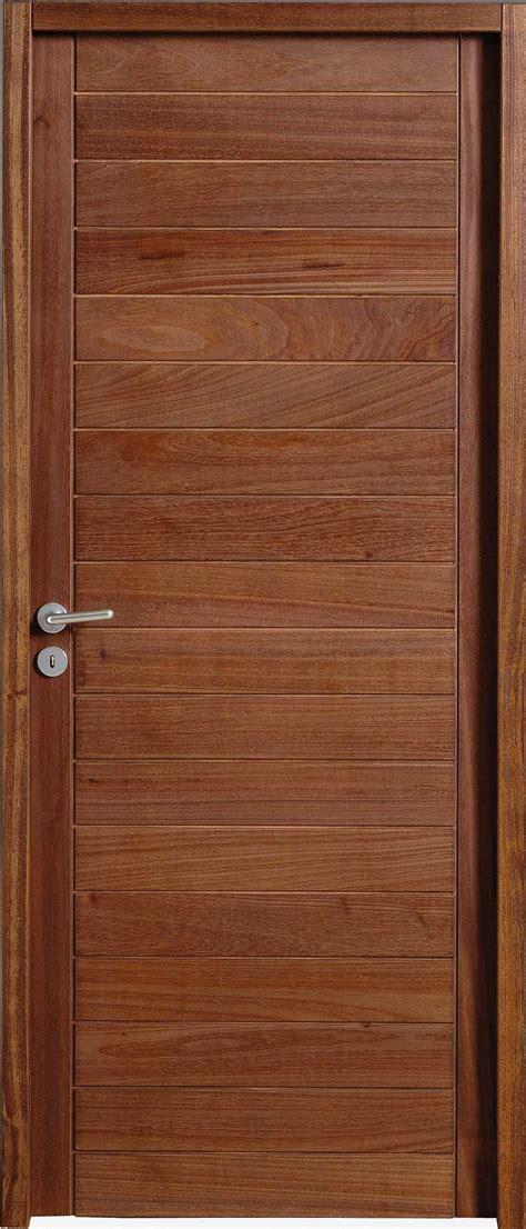 porte interieur bois exotique porte int 233 rieure en bois exotique sur mesure portes int 233 rieures portes battantes cas 233 o