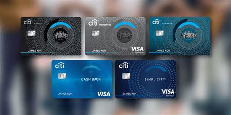 Add authorized users · fraud security · pick your payment date Citibank Credit Cards Have A New Look