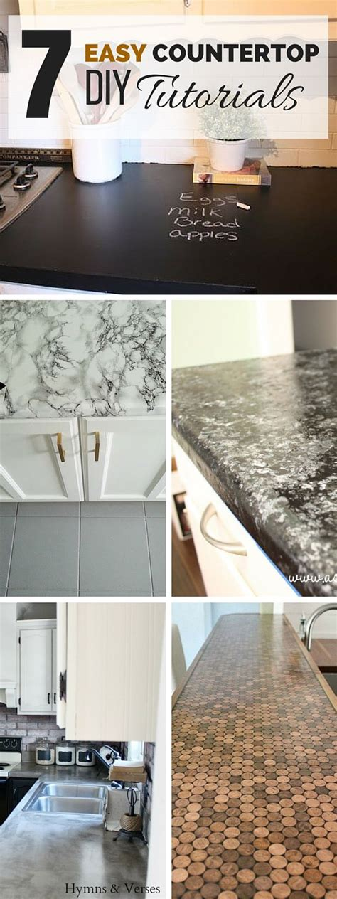 Easy Diy Countertops - best 25 diy countertops ideas that you will like on