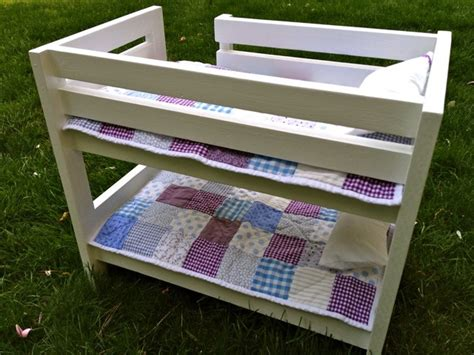 ana white doll bunk bed diy projects