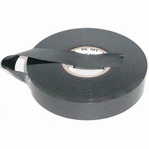 Non Adhesive Black Loom Tape 45 Metre