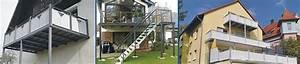 Stahlkonstruktion Terrasse Kosten : die balkonmacher startseite ~ Lizthompson.info Haus und Dekorationen
