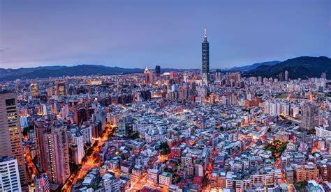 City Cityscape Taipei 101 Taiwan Wallpapers Hd