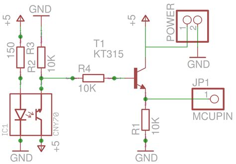 Microcontroller Which Schematic Should Use With Cny