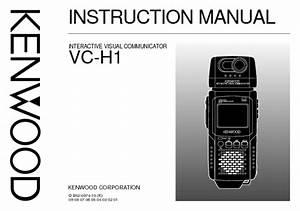 Vc-h1 Manuals