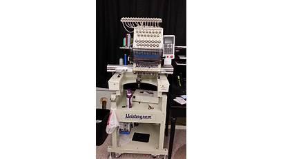 Embroidery Combo Machines Head Single