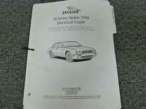1998 Jaguar Xj Xjr Xj8 L Vanden Plas Sedan Electrical