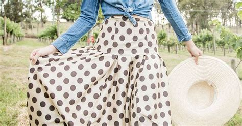 shabby apple waltzing matilda waltzing matilda ball skirt polkadot shabbyapple vintagefashion from the vault pinterest