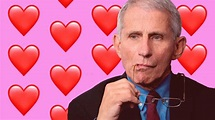 Dr. Fauci Is The Internet's Worthiest Crush Yet! - Culture