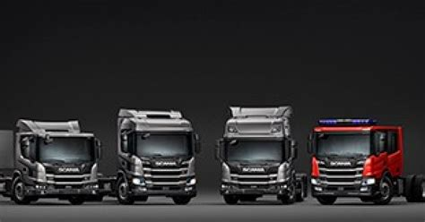 scania launches  urban range  sustainable city