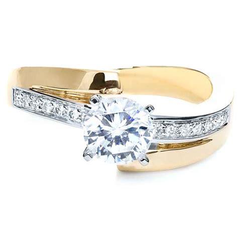 Twotone Gold Diamond Engagement Ring #216  Seattle. Movie Engagement Rings. Lavender Rings. Lollipop Rings. Girly Wedding Rings. Maori Wedding Rings. Wedding Australian Wedding Rings. Boy Rings. Miniature World Wedding Rings