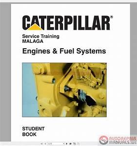Caterpillar Service Manual Schematic  Parts Manual