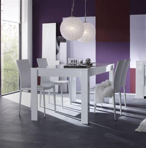 table a manger pas cher avec chaise salle a manger blanc laque pas cher 28 images salle a