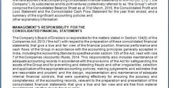 independent auditor sample report format  word  downlaod