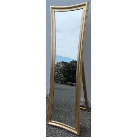 miroir plein pied galb 233 en r 233 sine dor 233 e sur moinat sa antiquit 233 s d 233 coration