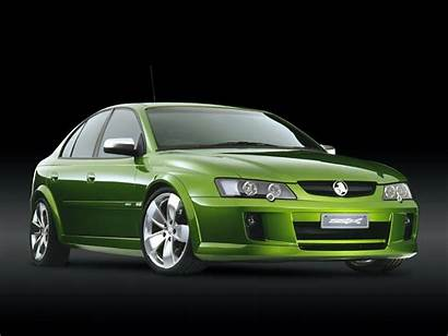 Holden Commodore Concept Ssx 2002 Wallpapers Cars