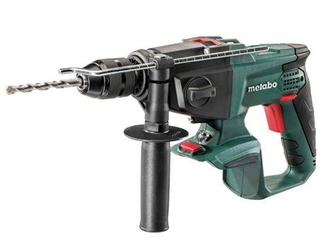 metabo   cordless impact drill bare unit