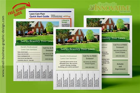 Printable Lawn Care Business Flyer Templates Exterior Paint Colors With Brown Roof Best Olympic Color Chart Cheap Masonry What Is Faux Painting Popcorn Texture Asian Paints For Cottages