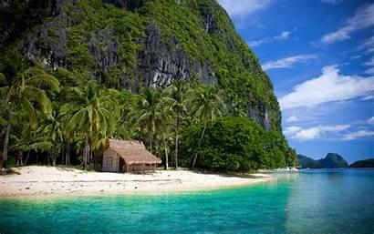 Palawan Nido El Philippines Wallpapers Bacuit Bay
