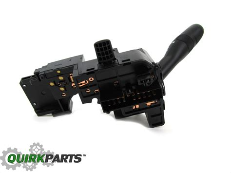 jeep wrangler multi function turn signal switch