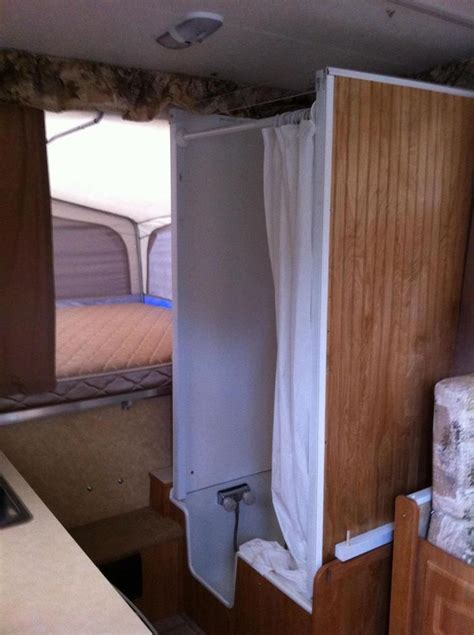 images  pop  camper bathroom  pinterest toilets camping products  pop