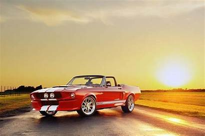 Shelby Gt500 Mustang 1967 Gt500cr Convertible Classic