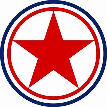 Korean Air Force Insignia Roundel Military North