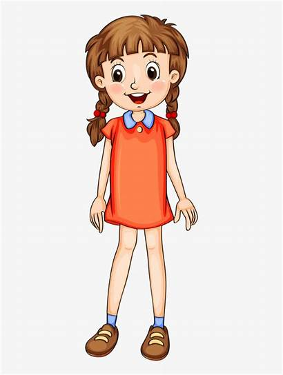 Clipart Children Brothers Cartoon Sisters Bonecas Meninas