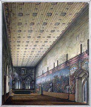 painted chamber wikipedia