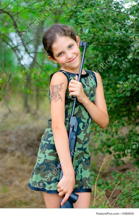 Teenagers Beauty Teen Girl On Nature Stock Image