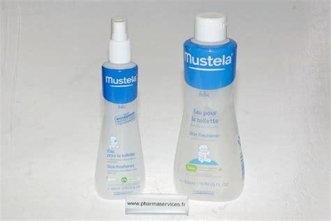 eau de toilette bebe mustela mustela eau pour la toilette pharmaservices pharmacie en ligne