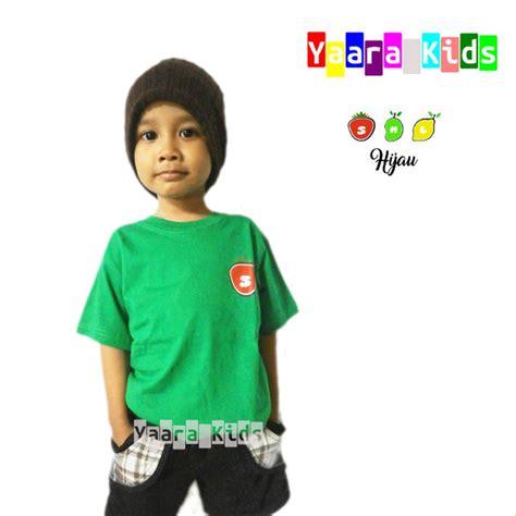 jual baju anak laki laki yaarakids hijau  lapak