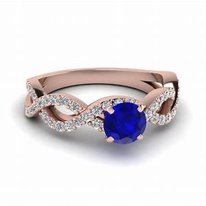intertwined sapphire engagement ring for women on sale With wedding rings for women for sale