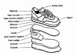 Parts Of A Running Shoe