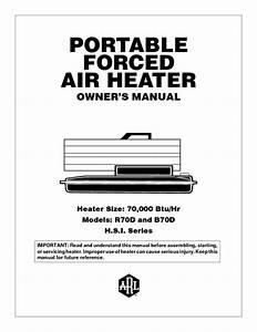 B70d Manuals