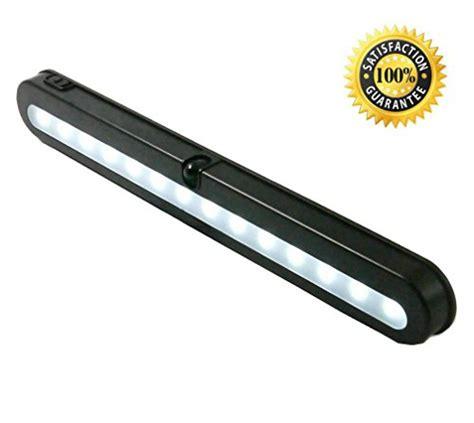 best under cabinet led lighting battery motion sensor light battery operated bliss t01b closet