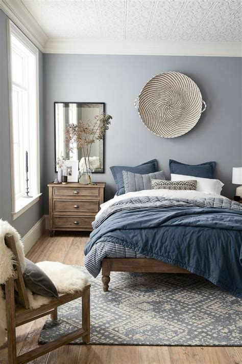 Farben Schlafzimmer Wände by Die Besten 25 Graue W 228 Nde Ideen Auf Graue