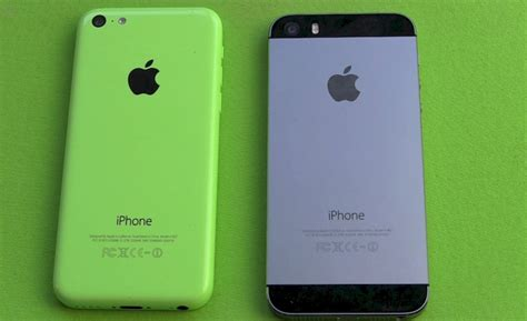 iphone 5c and 5s iphone 5s vs iphone 5c apple smartphone vergleich