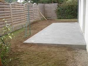 recouvrir une terrasse en bton affordable pose carrelage With recouvrir une terrasse en beton