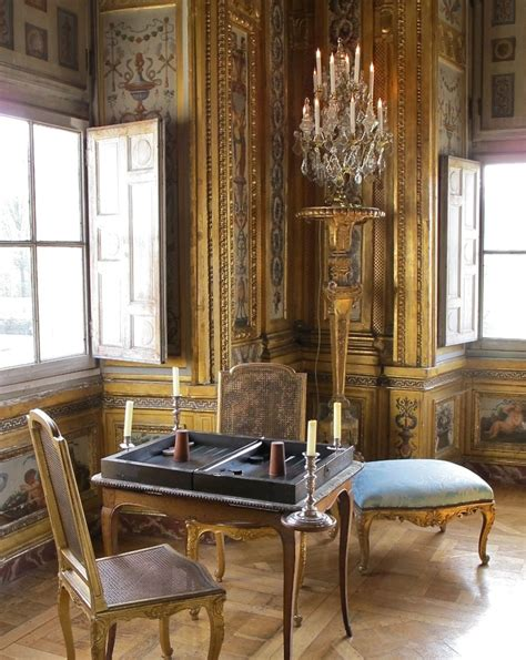 Interior Designer Jacques Garcia Celebrating Decor by 17th Century Architecture And D 233 Cor Chateau Vaux