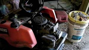 How To  Replace You Lawnmower U0026 39 S Electric Starter